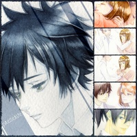 Doujinshi - Illustration book - PSYCHO-PASS (【PP】preserve(スパークday3新刊2)) / aruf