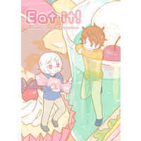 Doujinshi - WORLD TRIGGER / Midorikawa Shun x Kuga Yuma (Eat it!) / ポリロンQ