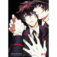 [Boys Love (Yaoi) : R18] Doujinshi - Novel - Blood Blockade Battlefront / Steven A Starphase x Leonard Watch (見知らぬあなたのそのすべて) / ur bedroom
