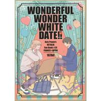 Doujinshi - Hetalia / France x Japan (WONDERFUL WONDER WHITE DATE!!)