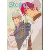 Doujinshi - Hetalia / Germany x Italy & Prussia x Southern Italy (Stamp vol.23)