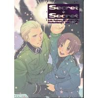 Doujinshi - Hetalia / Germany x Italy (Secret×Secret 2)