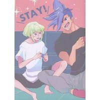Doujinshi - Promare / Galo x Lio (STAY!) / going to bed