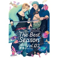 [Boys Love (Yaoi) : R18] Doujinshi - Omnibus - ONE PIECE / Zoro x Sanji (The Best Season Vol.02) / Kyoukuraya