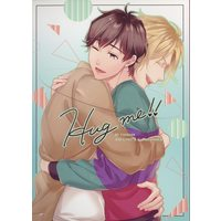 Doujinshi - Anthology - BANANA FISH / Ash x Eiji (Hug me!! *合同誌 ☆BANANA FISH) / COLOR PALETTE/一晩仔猫
