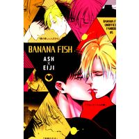 [Boys Love (Yaoi) : R18] Doujinshi - BANANA FISH / Ash x Eiji (Re A英 再録) / ナナイロ