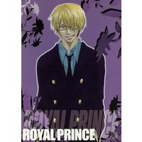 [Boys Love (Yaoi) : R18] Doujinshi - Anthology - ONE PIECE / Sanji x Zoro (ROYAL PRINCE) / OPC/Turnovers.