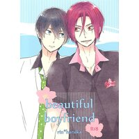 [Boys Love (Yaoi) : R18] Doujinshi - Free! (Iwatobi Swim Club) / Rin x Haruka (beautiful boyfriend) / Rikka