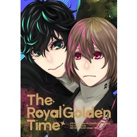 [Boys Love (Yaoi) : R18] Doujinshi - Novel - Persona5 / Akechi Gorou & Protagonist (Persona 5) (The Royal Golden Time) / REDD