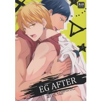 [Boys Love (Yaoi) : R18] Doujinshi - Kuroko's Basketball / Aomine x Kise ()EG AFTER) / 07KOUBOU