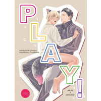 [Boys Love (Yaoi) : R18] Doujinshi - Novel - Meitantei Conan / Akai x Amuro (PLAY!) / おもち