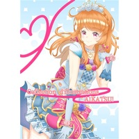 Doujinshi - Illustration book - Aikatsu! / Shibuki Ran & Ōzora Akari (Collection d'illustrations AIKATU!) / Mort de givre