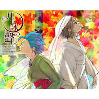 [Boys Love (Yaoi) : R18] Doujinshi - Novel - Dragon Quest XI / Erik x Hero (DQ XI) (月詠の聲) / こはく桜