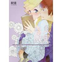 [Boys Love (Yaoi) : R18] Doujinshi - Final Fantasy IV (恋人限定 ☆FINAL FANTASY 4) / CURSOR