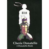 [Boys Love (Yaoi) : R18] Doujinshi - Novel - Anthology - Mutant Ninja Turtles / Donatello (Cherie Donatello) / ぐり & sunny & まるまり