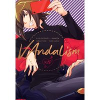 [Boys Love (Yaoi) : R18] Doujinshi - Anthology - Yu-Gi-Oh! 5D's / Judai & Yusei (VAndalism *合同誌) / 奥表
