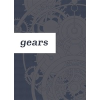 Doujinshi - Novel - TIGER & BUNNY (gears) / 青まだら