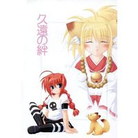 Doujinshi - Novel - Magical Girl Lyrical Nanoha (【コピー誌】久遠の絆) / 緑翠庭園
