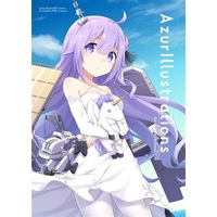 Doujinshi - Illustration book - Azur Lane / Laffey & Unicorn & Cleveland (Azur Illustrations) / ECLIPSE-Create
