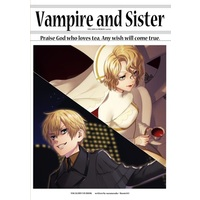 Doujinshi - Illustration book - VOCALOID / Rin x Len (Vampires and sisters) / Room343