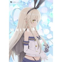 Doujinshi - Illustration book - Kantai Collection / Shimakaze (Kan Colle) (WHITERABBIT) / az+play