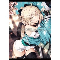 Doujinshi - Illustration book - Fate/Grand Order (THE MANIFESTATION) / Ityou-dan