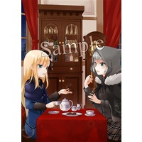 Doujinshi - Novel - The Case Files of Lord El-Melloi II (少女たちのTea Party) / 創世少女 Create Systers