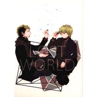 Doujinshi - Blue Exorcist / Kinzo x Suguro (LOST WORLD ☆青の祓魔師) / 6th&xylon