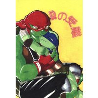 Doujinshi - Anthology - Mutant Ninja Turtles / Raphael x Leonardo (Rの受難 *合同誌) / Primary Kingdom