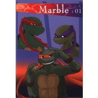 Doujinshi - Mutant Ninja Turtles (Marble:01) / 半色 -はしたいろ-