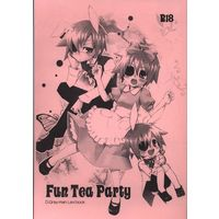 [Boys Love (Yaoi) : R18] Doujinshi - D.Gray-man / Lavi x Lavi (Fun Tea Party) / JACKO LANTERN