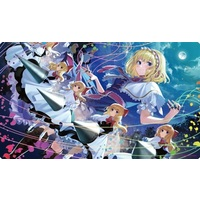 Card Game Playmat - Touhou Project / Alice Margatroid