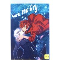 [Boys Love (Yaoi) : R18] Doujinshi - The Unlimited / Andy Hinomiya x Hyoubu Kyousuke (Let Me Cry) / plus plus