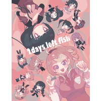 Doujinshi - Illustration book - Anthology - Zettai Zetsubo Shojo: Danganronpa AnotherEpisode (2 days left fish) / 水中闊歩
