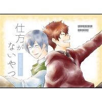 Doujinshi - Novel - High Speed! / Kirishima Natsuya & Serizawa Nao (仕方がないやつ) / B37