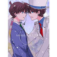 [Boys Love (Yaoi) : R18] Doujinshi - Novel - Anthology - Meitantei Conan / Kuroba Kaito x Kudou Shinichi (LOVE LETTER) / RK-KAN