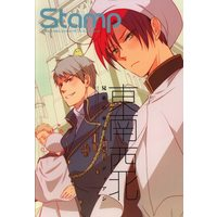Doujinshi - Hetalia / Prussia & Southern Italy & Italy & Germany (Stamp 東南西北 23) / Receipt