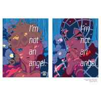 [Boys Love (Yaoi) : R18] Doujinshi - Jojo Part 5: Vento Aureo / Giorno x Mista (I'm not an angel.) / ガラじゃない