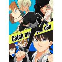 Doujinshi - Meitantei Conan / Kudou Shinichi x Kuroba Kaito (Catch me if you can) / Sono Higurashi