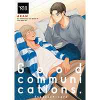 [Boys Love (Yaoi) : R18] Doujinshi - Meitantei Conan / Akai x Amuro (Good communications.) / nuts