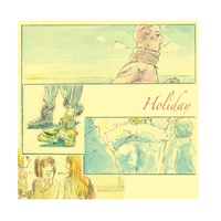 Doujinshi - TIGER & BUNNY / Ryan Goldsmith (Holiday) / ライオンズクラブSB