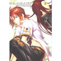 [Boys Love (Yaoi) : R18] Doujinshi - Tales of the Abyss / Asch x Luke fon Fabre (届かないなら届くまで叫ぶ) / Funyamafu