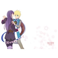 Doujinshi - Tales of Vesperia / Yuri Lowell x Flynn Scifo (Honey step) / aimai-b