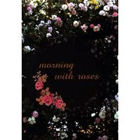 Doujinshi - Ghost Hunt / Naru x Mai (morning with roses) / umbra in luce