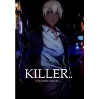 Doujinshi - Meitantei Conan / All Characters (KILLER.. THE SPREE KILLER) / pota焼/蕎麦箱