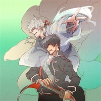 Multi-Cross - Gintama / Gintoki & Hijikata