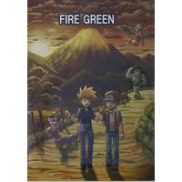Doujinshi - Pokémon / Green & Red (FIRE GREEN) / モアキャレット