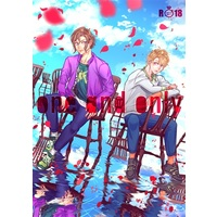 [Boys Love (Yaoi) : R18] Doujinshi - A3! / Settsu Banri x Chigasaki Itaru (one and only) / 芋肉芋芋