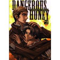 [Boys Love (Yaoi) : R18] Doujinshi - Shingeki no Kyojin / Eren x Levi (DANGEROUS HONEY) / 鉄格子黙示録