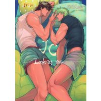 [Boys Love (Yaoi) : R18] Doujinshi - Jojo Part 2: Battle Tendency / Joseph x Caesar (Look at me) / EGONERI